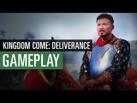 Kingdom Come Deliverance: 30 Minuten Gameplay / Testversion
