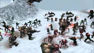 Dawn of War Dark Crusade - All Intro Cutscenes