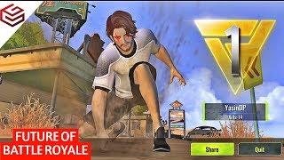 Pourquoi CYBER HUNTER est mieux que PUBGM, FREE FIRE - FORTNITE Combined (fr) Meilleur jeu Battle Royale