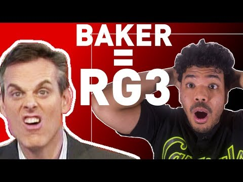 COLIN COWHERD'S WORST BAKER MAYFIELD TAKE YET!!!