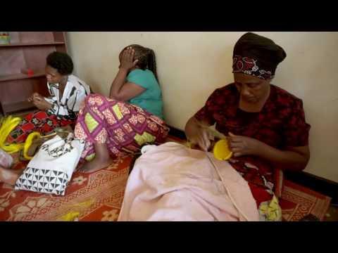 Rwandan Peace Basket