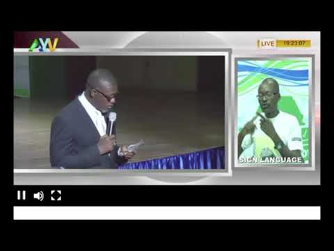 Sierra Leone presidential election debate (PART 1)