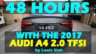 Video Audi A4 2.0 TFSI 2018 2DAYS TEST DRIVE Review Malaysia #audiA4malaysia #audiA42017 #audimalaysia download MP3, 3GP, MP4, WEBM, AVI, FLV November 2018
