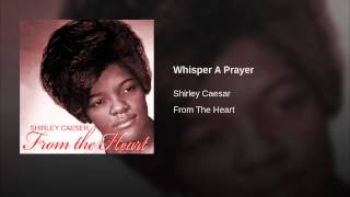 Whisper A Prayer