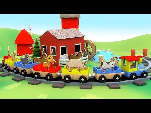 Old MacDonald Had a Farm | Animal Sounds Song