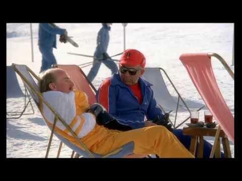 Le planté de bâton, les Bronzés font du ski.