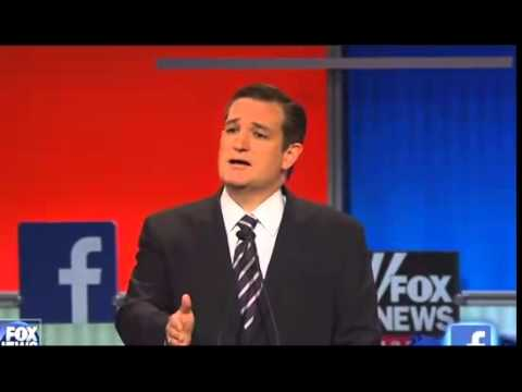 Ted Cruz on His Religion and Political Beliefs