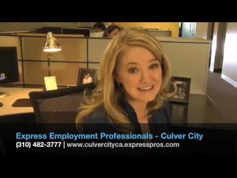 Express Employment Professionals - Culver City, CA