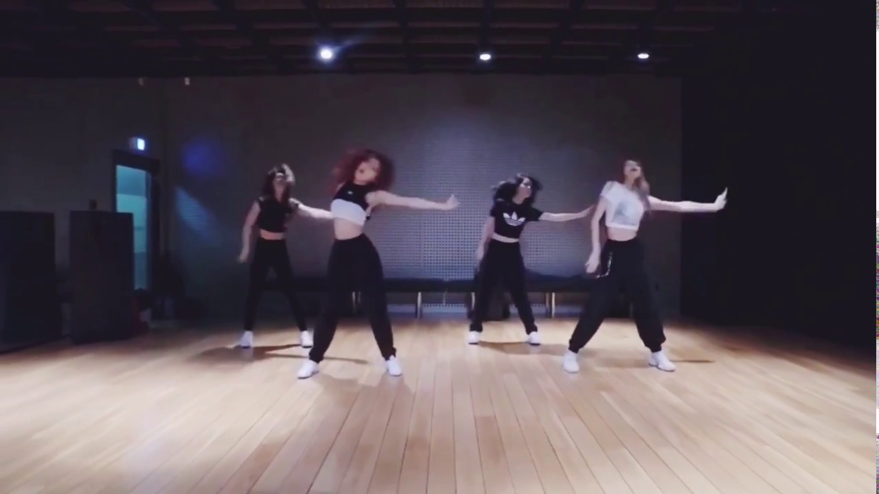 Black Pink Ddududdudu Dance Practice Mirrored Youtube