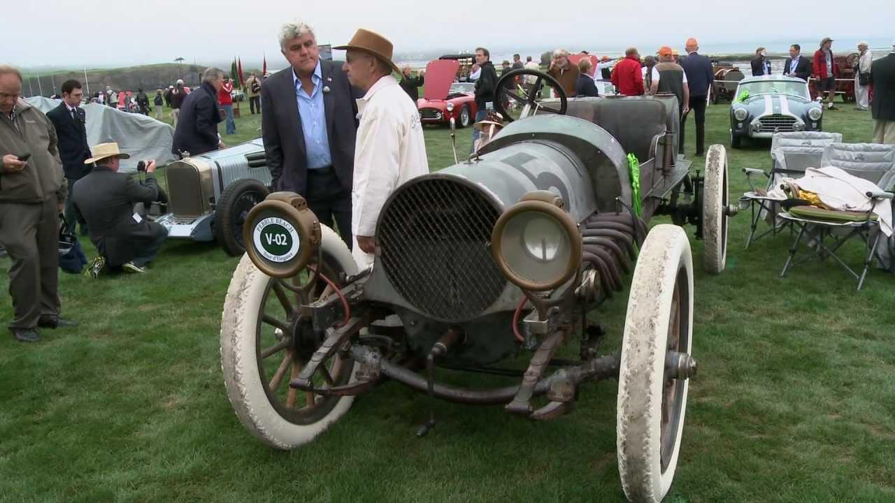 Pebble Beach Franklin Model D Race Car Jay Leno S