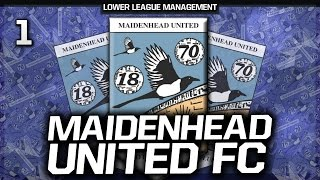 football manager 2017 llm   maidenhead united   episode 1 a new challenge