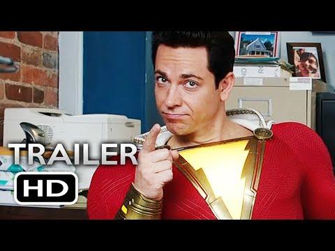 SHAZAM! Trailer 2 (2019) DC Superhero Movie HD Mp3