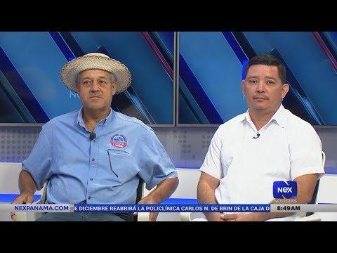 Entrevista a Víctor Ramos y Julio César Patiño, sobre la situación de los transportistas veraguenses