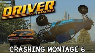 Driver San Francisco- Crashing Montage 6