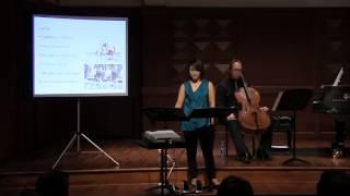 """LECTURE ON """"FOLKSONGS BY MICHIO MAMIYA"""" - IZUMI KASHIWAGI"""