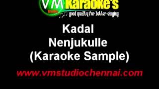 Kadal Nenjukulle Karaoke Sample