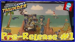 Pokemon TCG: SM8: Lost Thunder: Saturday Midday Pre Release #1