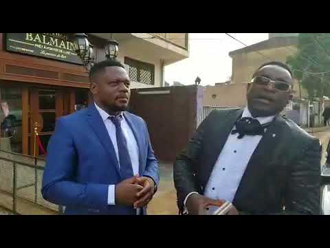 Video ADD ON  de Gui Gui Love et Président  Tchop Tchop depuis Yaoundé pour les KMA 2017