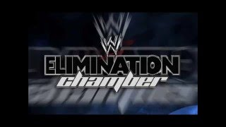WWE Elimination Chamber 2012 Theme Song