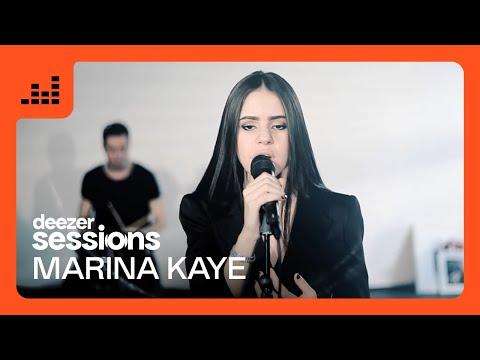 Marina Kaye - Deezer Session