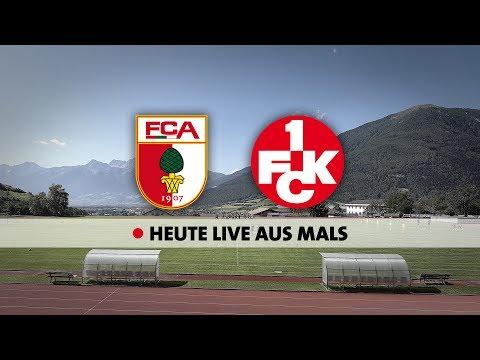 RE-LIVE: Der FC Augsburg testet gegen den 1. FC Kaiserslautern