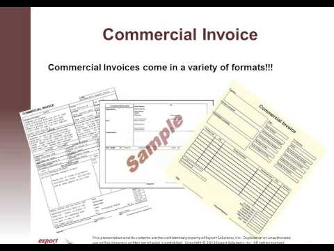 Before You Ship: Export Control and Shipping Documentation (June 12, 2013)