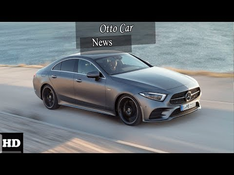 HOT UPDATE !!! Mercedes CLS 53 AMG 2019 New Audi S7 rival Price & Spec
