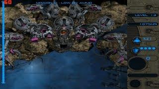 Alien Sky - All Bosses