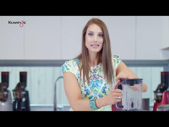 Buzlu Kahve Tarifi - Kuvings Vakum Blender - Katı Meyve Sıkacağı - Kuvings Türkiye