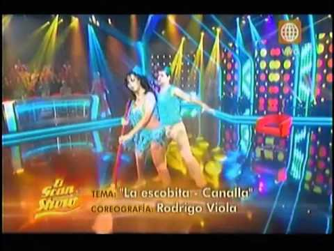 El Gran Show 2013 - Mariela Zanetti [18/05/13]