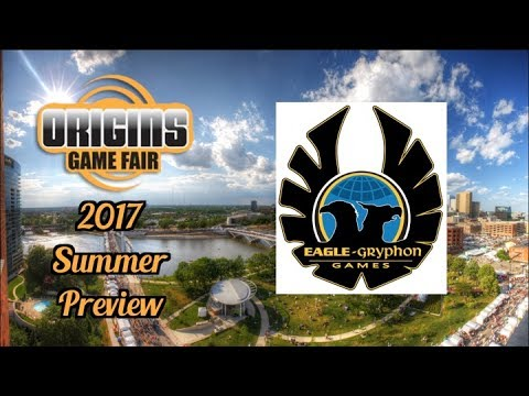 Summer Preview - Eagle-Gryphon Games (Lisboa)