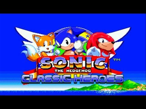 Johnny vs. Sonic Heroes