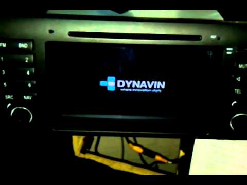 BMW E39 update Dynavin Bilnavi dk