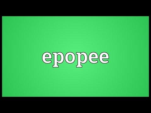 Header of epopee
