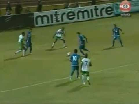 El Salvador vs Surinam 4-0 Eliminatorias Brasil 2014 15/11/2011