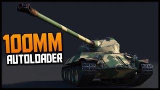 100mm AUTOLOADER!   Lorraine 40t (War Thunder)