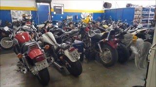 LR Motos - Oficina de Moto Autorizada Atendemos Todas as Companhias de Seguros - 0379