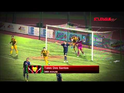 2013 Great Eastern-YEO'S S.League: Warriors FC vs Brunei DPMM
