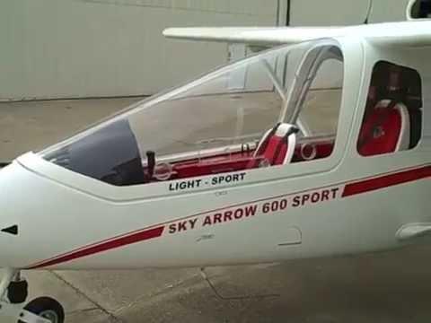 (SOLD) Sky Arrow LSA GAircraft Aircraft Sales Best Aircraft For Sale #1 Plane 007