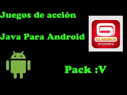 Download Pack de juegos jar de accion java