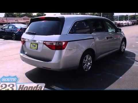 2011 honda odyssey lx in pompton plains nj 07444 youtube for Honda pompton plains