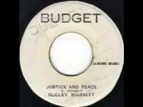 Rodley Brissett - Justice And Peace