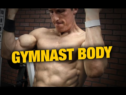 How Gymnasts Build Huge Muscles (JACKED GYMNASTS!)