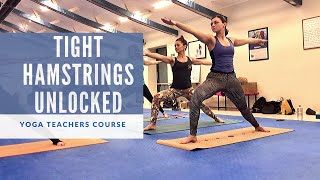 Yoga class to make your Hamstrings flexible