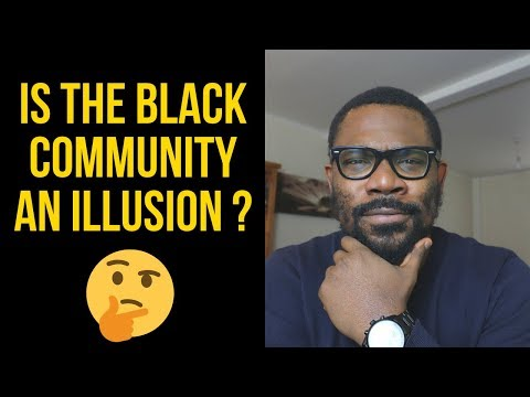 Is The Black Community an Illusion ? [African Diaspora] // SAY IT LIKE IT IS - Ep 36