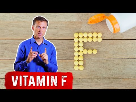 The First Sign of a Vitamin F Deficiency