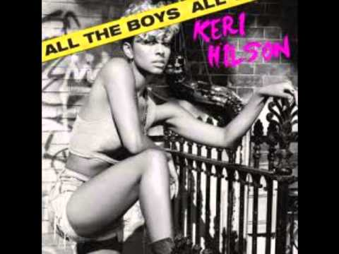 Keri Hilson All the Boys instrumental w/dl link mp3