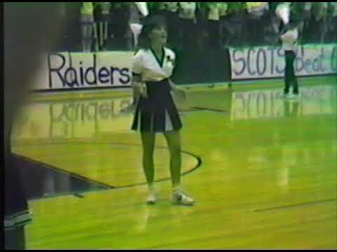 1984 Pep Rally   Highland Park vs Raiders