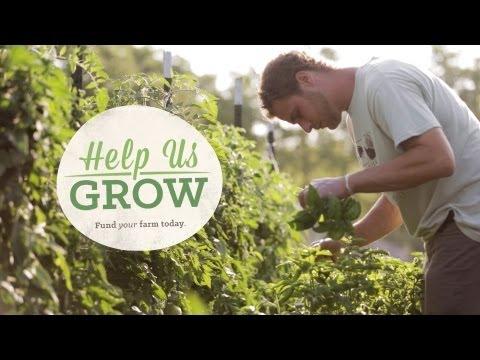 Student Organic Farmers Raise Money for a Hoop House