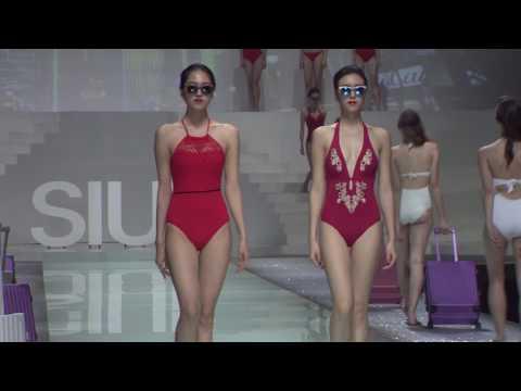 JOG Swimwear Paris Fashion Show 2016